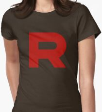 Rocket Grunt Uniform Womens Fitted T-Shirt