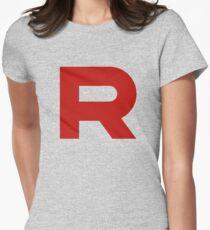 Rocket Grunt Uniform Womens Fitted T-Shirt