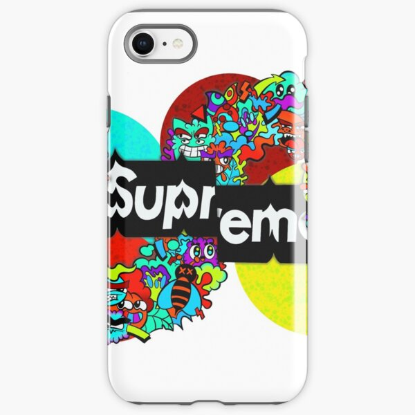 Supreme x Hypey artwork iPhone Tough Case