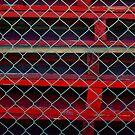 Red Crates by Skye Milburn