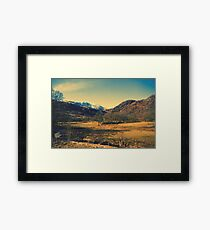 corniston  Framed Print