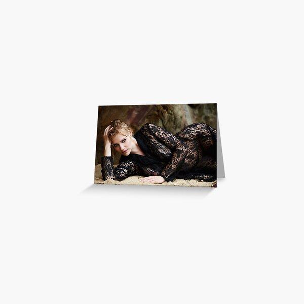 Krista Greeting Card