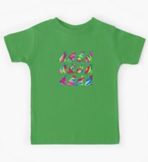 Colorful Cats Kids Clothes