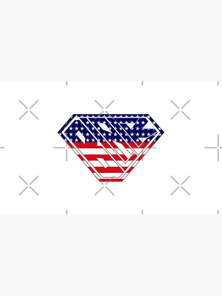 Black SuperEmpowered (U.S.A.) by carbonfibreme