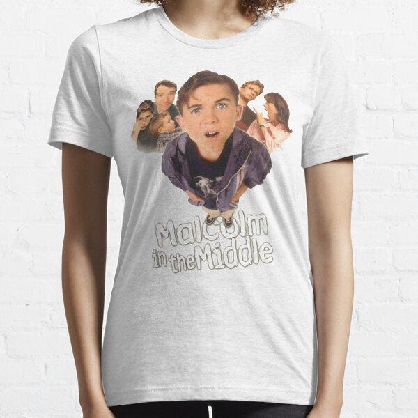 Malcolm au milieu T-shirt essentiel