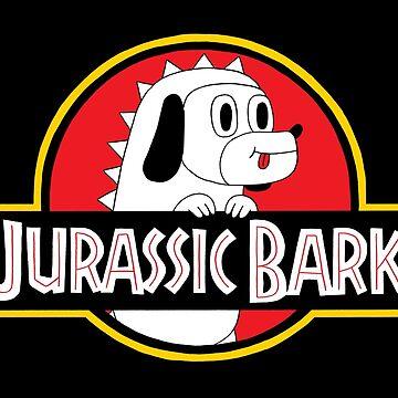 Jurassic Bark by ChubbyTown