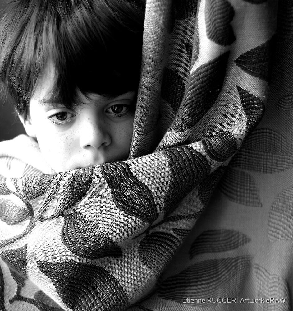 Hiding curtain  by Etienne RUGGERI Artwork