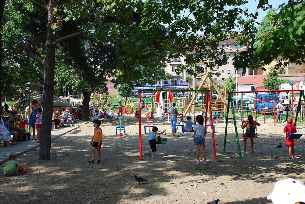 Playground by Adrian Bud