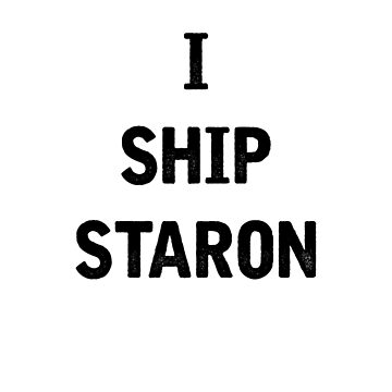 I Ship Staron by julia1798