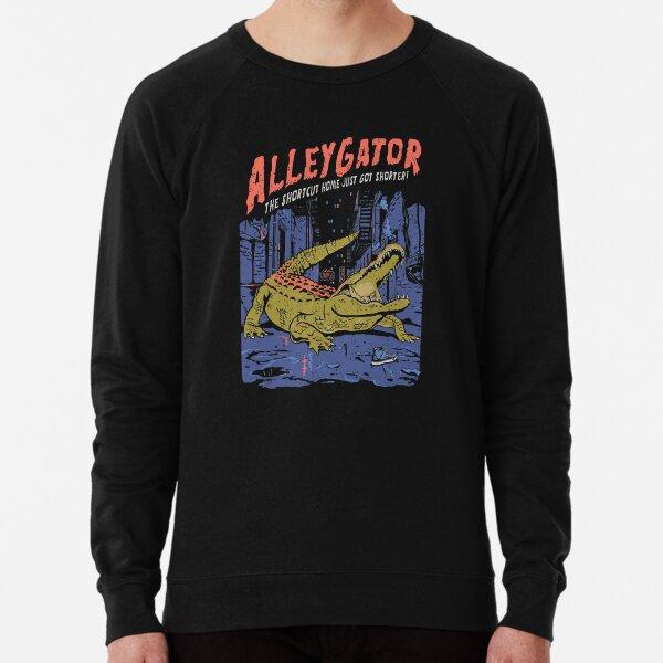 Alleygator Lightweight Sweatshirt