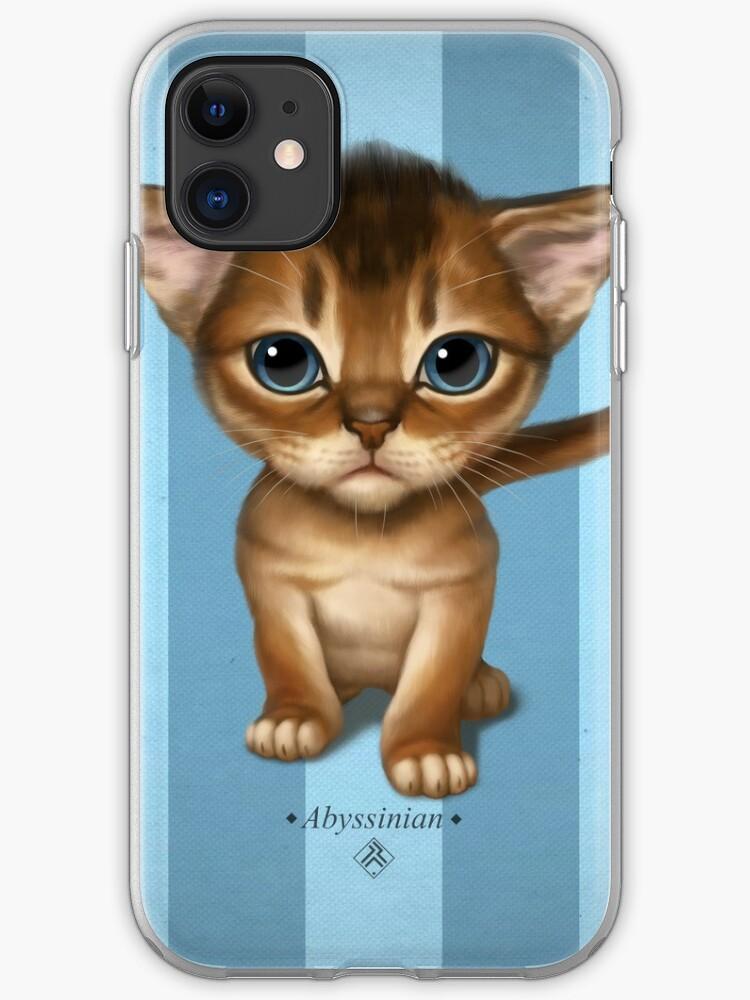 Cataclysm- Siamese Kitten Classic iPhone 11 case