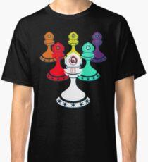 Legion of Pawns (Black) Classic T-Shirt