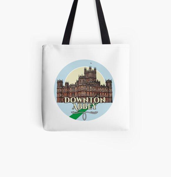 Downton Abbey - Château Tote bag doublé