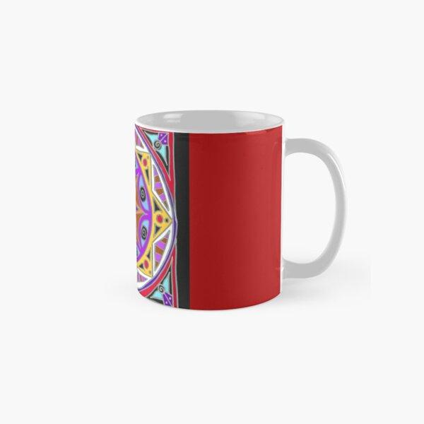 buntes Mandala Classic Mug