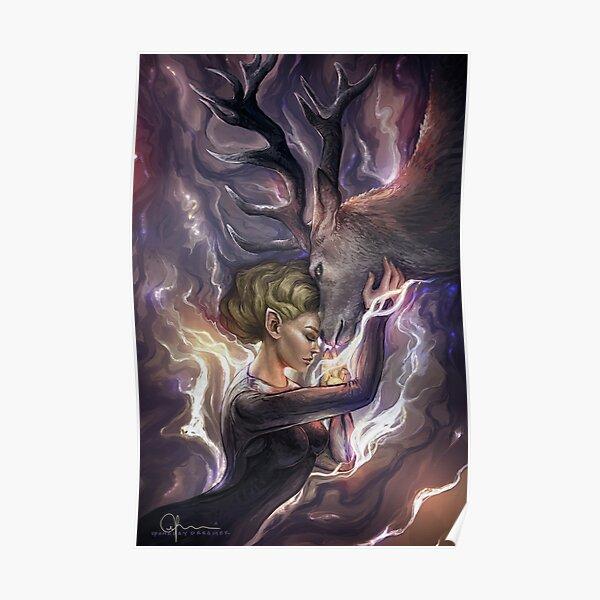 Queen of Terrasen. Poster
