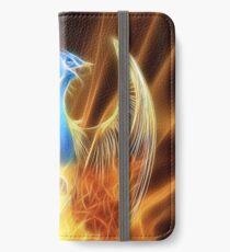 Aus der Asche ... iPhone Flip-Case/Hülle/Klebefolie