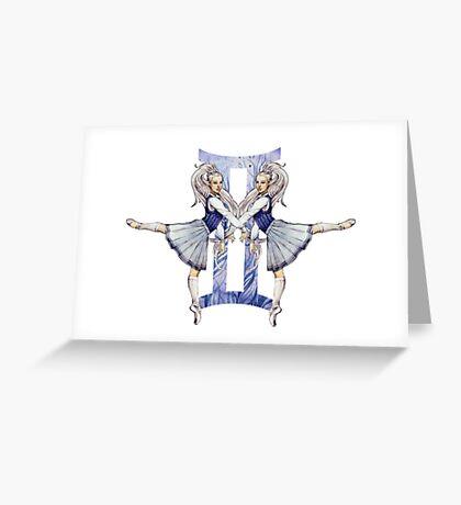 - Gemini - Greeting Card