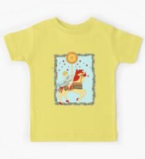 The Tarot Sun  Kids Clothes
