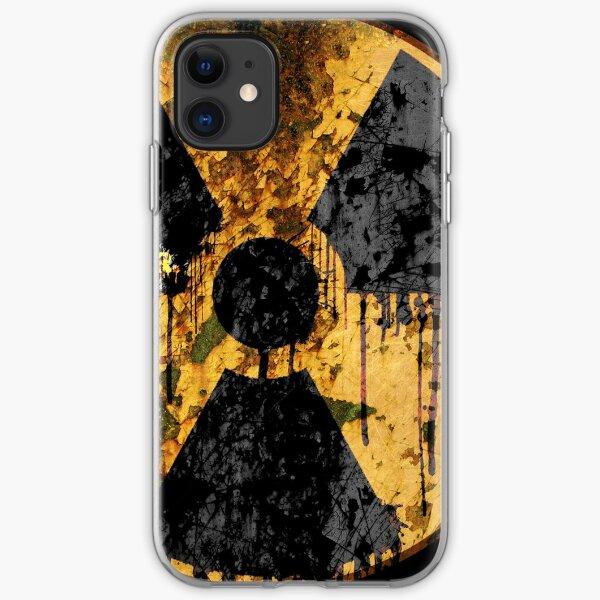 Stalker Radiation Symbol iPhone Soft Case
