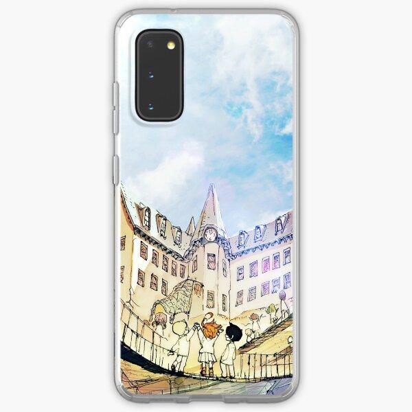 Paradise (?) Samsung Galaxy Soft Case