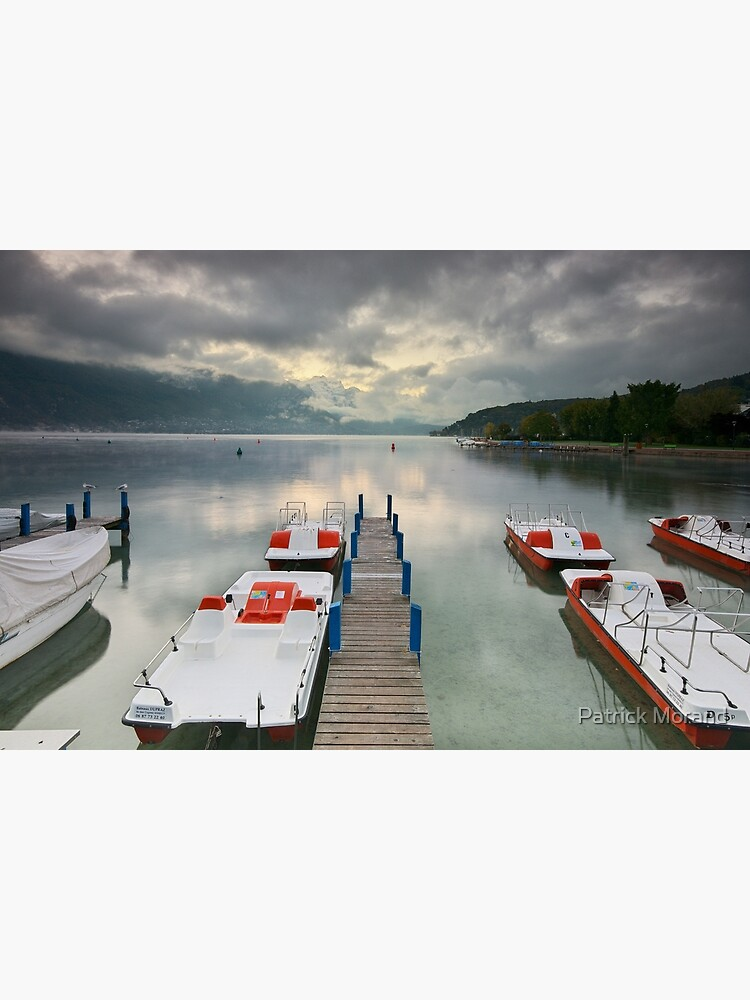 Annecy - Clouds over the lake by patmo