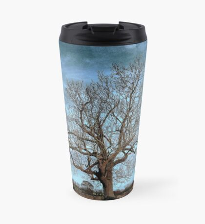 Barely December Travel Mug
