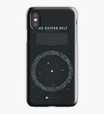 The Kuiper belt iPhone Case