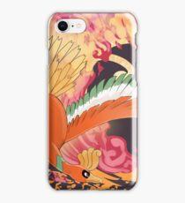 Ho-Oh (Okami Inspired) iPhone Case/Skin