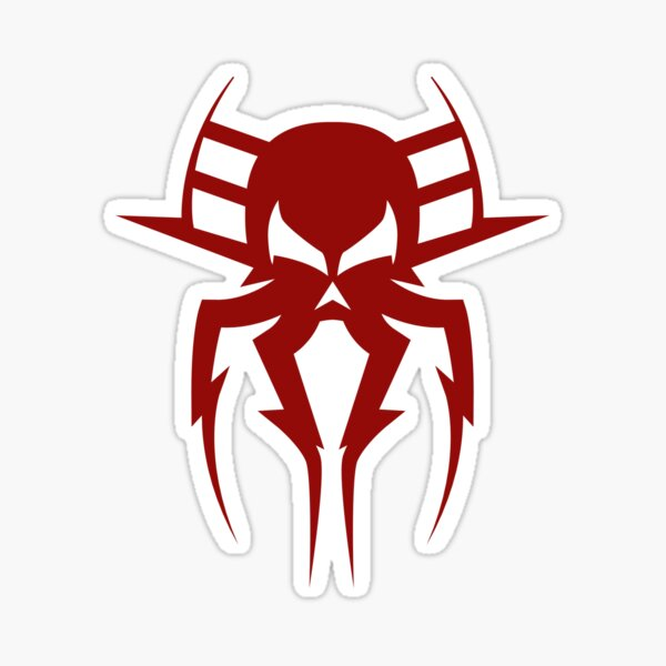 Spider-Man 2099 Logo Vinyl Decal Sticker