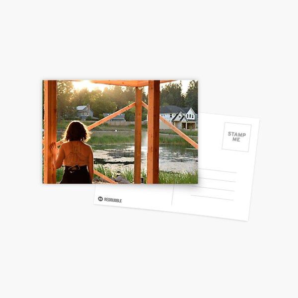 Sunroom Postcard