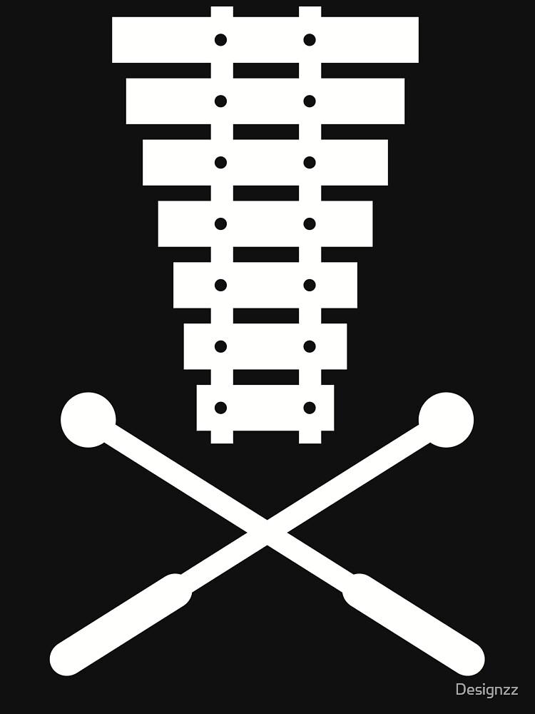 Xylophon von Designzz
