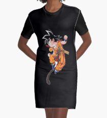 Son Goku Official Graphic T-Shirt Dress