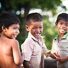 Happy Kids by Kingston  Liu