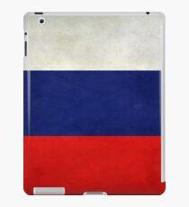 Russian Flag iPad Case/Skin