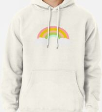 Rainbow Pullover Hoodie
