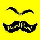 RwnlPwnl Mustache by farosty