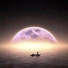 Moonlight River von mtforlife66
