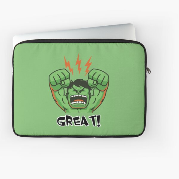 ★ Great!   Green Day Laptop Sleeve