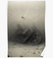 Ghiannis D wreck Poster