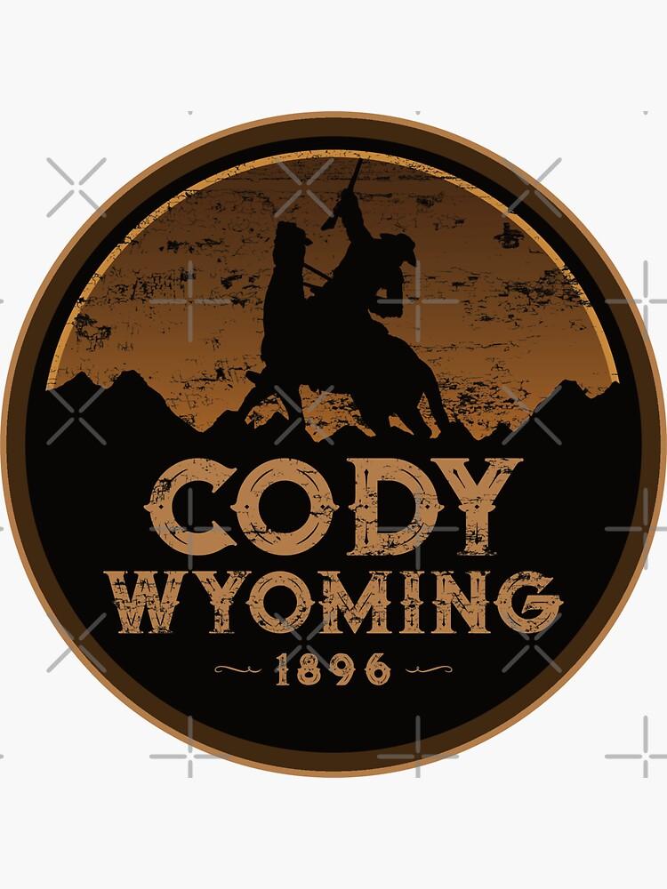 Cody Wyoming Buffalo Bill Wild West by NoBonesLife