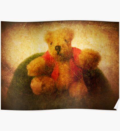 Pooh bear Poster