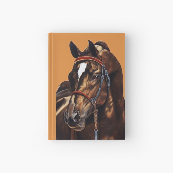 Stallion Hardcover Journal