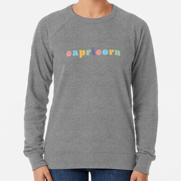 Capricorn Lightweight Sweatshirt