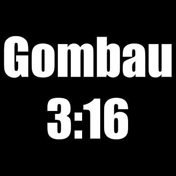 Gombau 3:16 Classic by KVKVKV