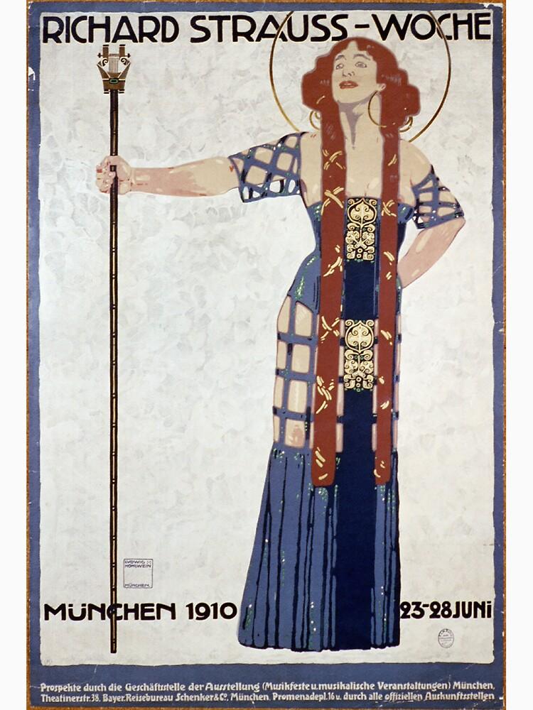 Richard Strauss Week, 1910...Salome  by edsimoneit