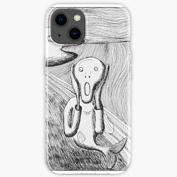 The Scream iPhone Soft Case