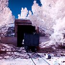 Mine Cart IR Color  by MKWhite