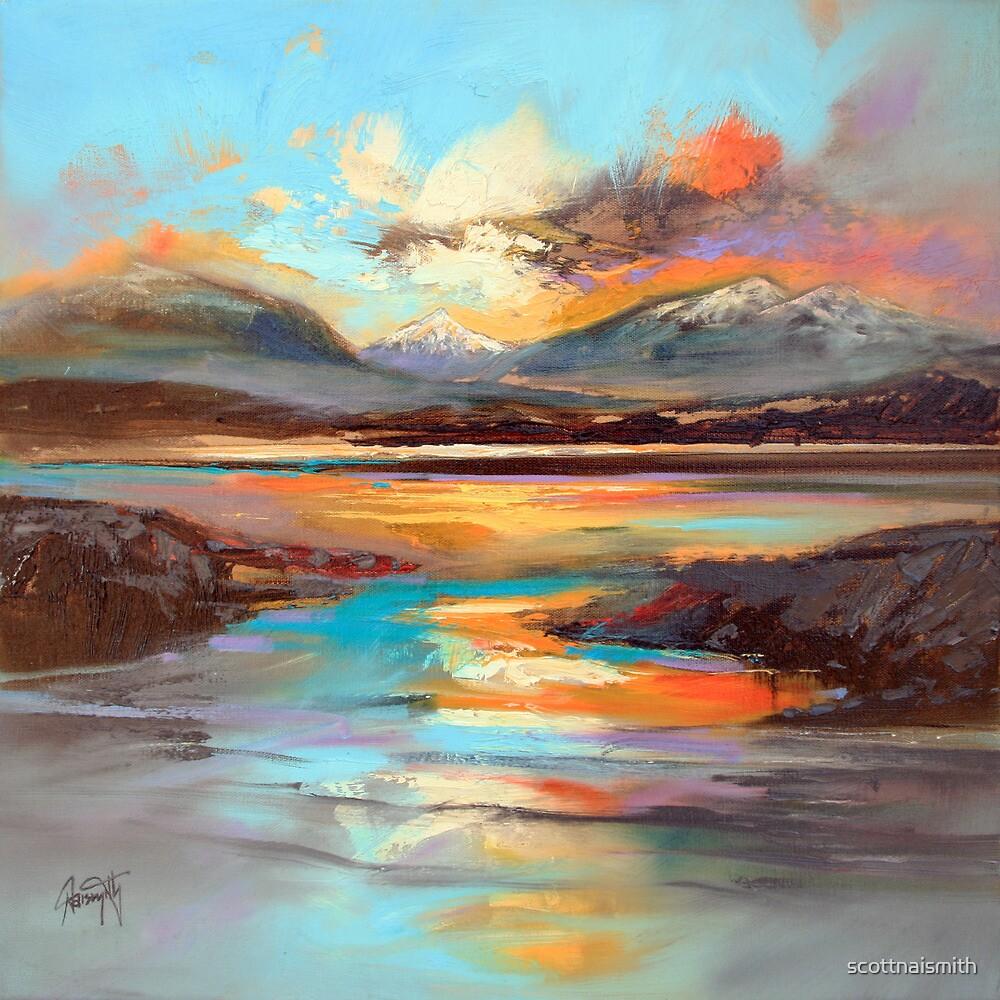 Glen Spean Light by scottnaismith