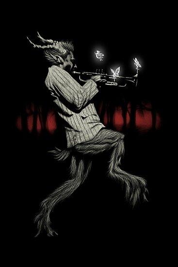Satyr Jazz by RAY GARRIDO
