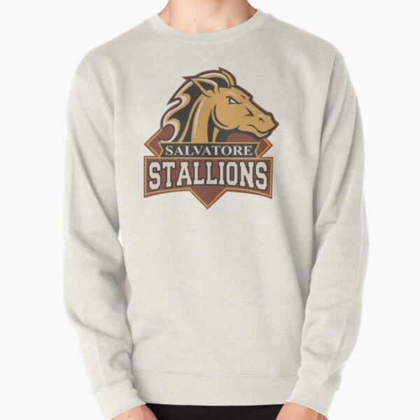 Salvatore Stallions Pullover Sweatshirt
